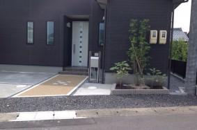 エクステリア・カーポート工事 岐阜市 K様邸