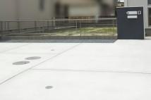 清須市 N様邸 LED照明付き表札 と 機能門柱